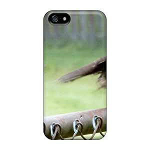 Cute BeverlyVargo Rainy Bird Cases Covers For Iphone 5/5s