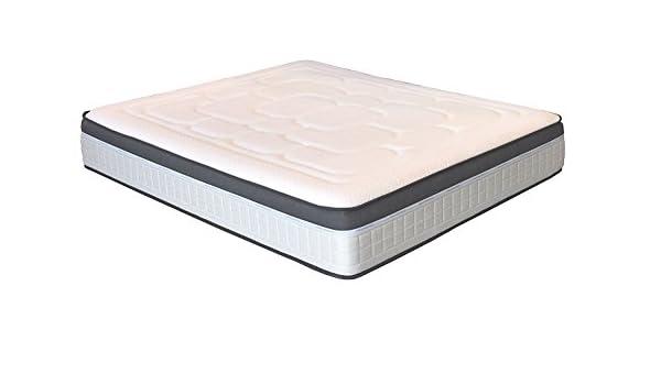 OkColchones Colchón Viscoelástico Alta Gama para Cama Individual de 90x190 cm: Amazon.es: Hogar