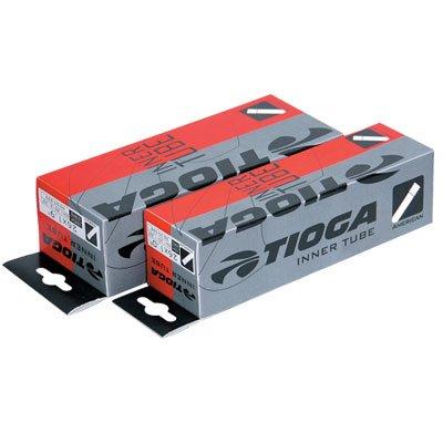 タイオガ インナーチューブ(アメリカンバルブ) 小径車用 18X1.75-2.125(TIT07000)