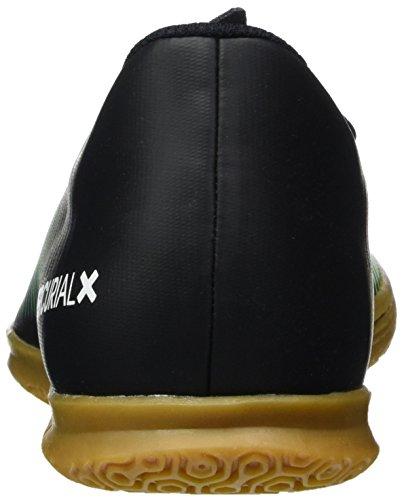 Nike Mens Trainerendor 11 Scarpa Skateboard Alta Alla Caviglia Nero / Bianco / Blu Fondamentale