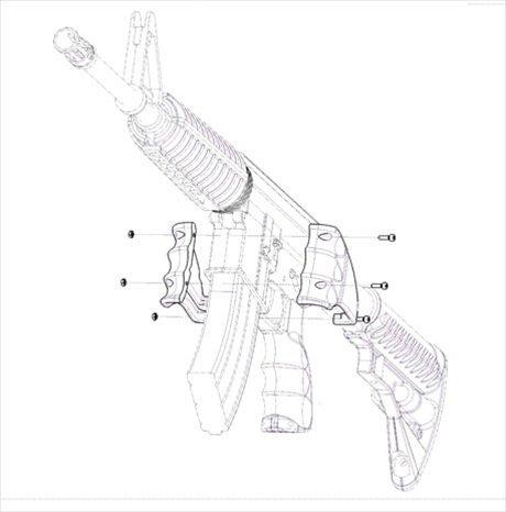 M16 Vs M4