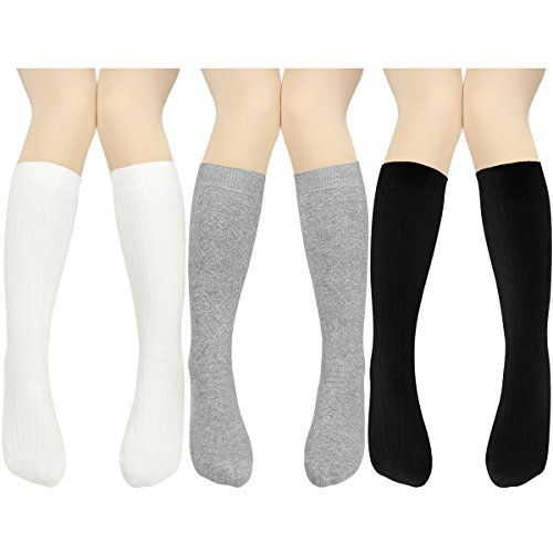 (Length Knee Socks)