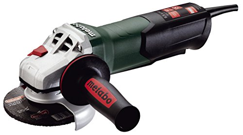 "Metabo - 4.5"" Angle Grinder - 10, 500 Rpm - 8.5 Amp W/Non-Lock Paddle (600380420 9-115 Quick), Professional Angle Grinders"