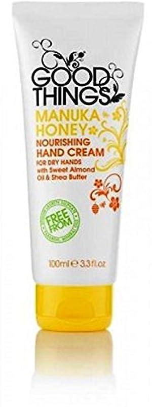 Good Things Manuka Honey Nourishing Hand Cream