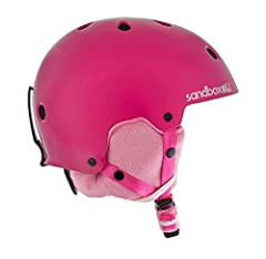 Our skate inspired helmet designed specifically for the little shredders. It features a vented low profile hard-core EPS liner. CE Certified (CE EN 1077:2007 Class B) for alpine skiers and snowboarders.
