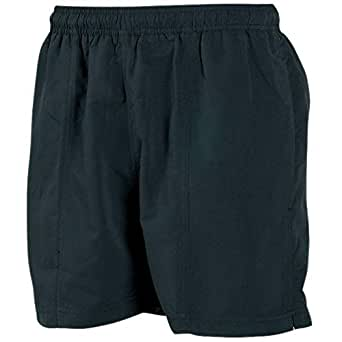 Tombo Teamsport Women's All Purpose Lined Shorts - Black - S