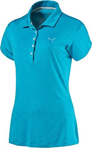 主流無意識付添人プーマ トップス シャツ Puma Women's Petal Golf Polo HawaiianOc [並行輸入品]