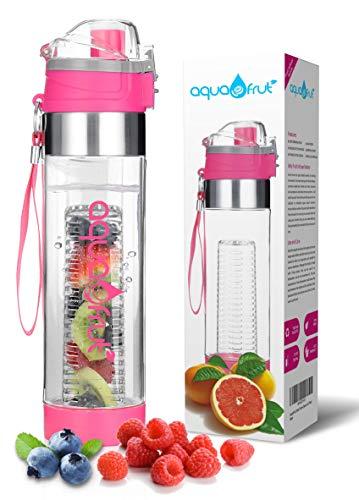 AquaFrut 24oz OneClick Open Lid (Pink)