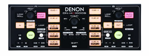 Denon DJ DN HC1000S Scratch Controller product image
