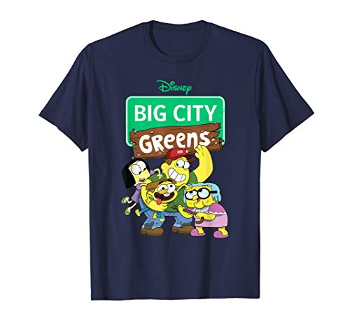 Disney Channel Big City Greens T-Shirt for sale  Delivered anywhere in USA