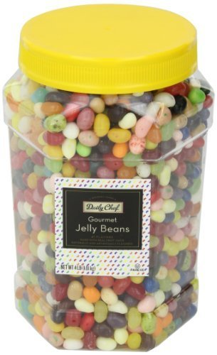 Daily Chef Gourmet Jelly Beans, 4 Pound  by Daily Chef Gourm