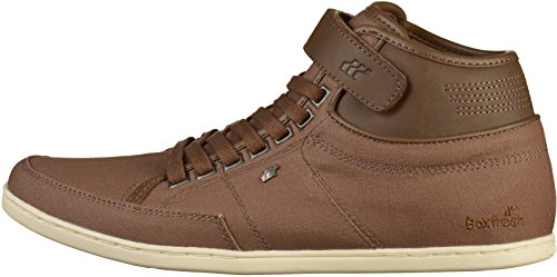 Boxfresh Men's Swich Hi-Top Trainers Brown cheap sale sneakernews free shipping manchester great sale shop sale online best seller sale online outlet shop for xbSG5