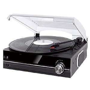 GEANEE PCリンク付 レコードプレーヤー TT-928PC
