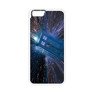 James-Bagg Phone case - TV Show Doctor Who & Police Box Pattern Protective Case For Apple Iphone 6 Plus 5.5 inch screen Cases Style-2