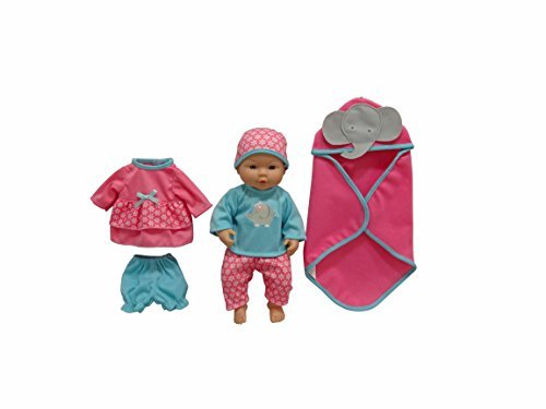 My Sweet Love Baby Doll & Outfits,