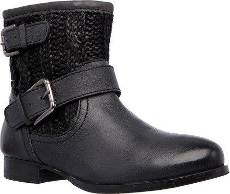 Skechers, Damen Stiefel  Stiefeletten  37 EU|Southwest Black
