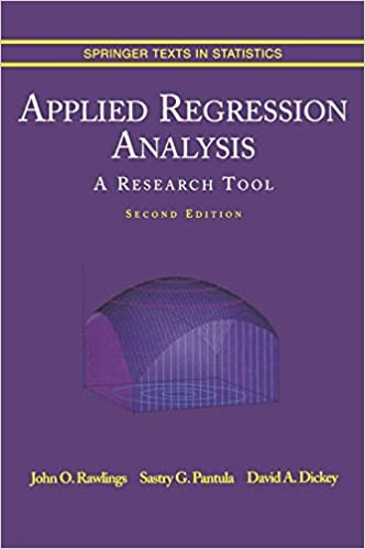 Buy Applied Regression Analysis: A Research Tool (Springer