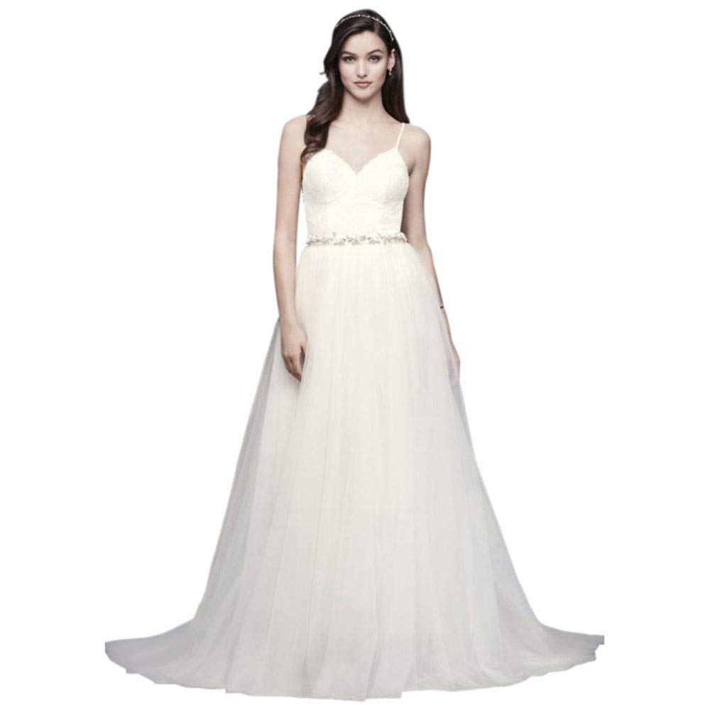 Tulle Ball Gown Wedding Skirt Style Wg3947 At Amazon Womens