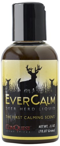Conquest Scents EverCalm Deer Herd Scent Bottle