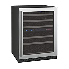 Allavino FlexCount Series 56 Bottle Dual Zone Wine Refrigerators