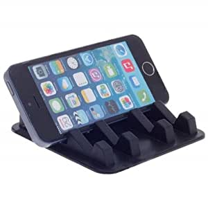 Xenda Universal Desk, Table, Car Dashboard Non-slip Mat Pad Stand Dash Mount Holder for Virgin Mobile Kyocera Hydro Vibe - Virgin Mobile LG Rumor Touch LN510 - Virgin Mobile LG Optimus Elite / LG Optimus F3 - Virgin Mobile LG Optimus V