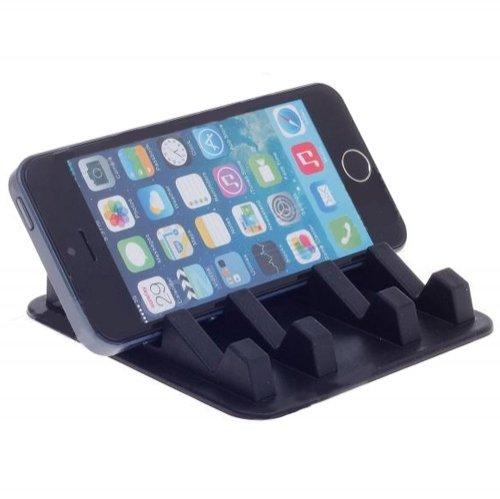 Xenda Universal Desk, Table, Car Dashboard Non-slip Mat Pad Stand Dash Mount Holder for Verizon Samsung GALAXY Note 2 SCH-I605 / Note 3 (SM-N900V) - Verizon Samsung Galaxy S3 SCH-I535 / Galaxy S 4 SCH-I545 / Galaxy S5 (SM-G900V)