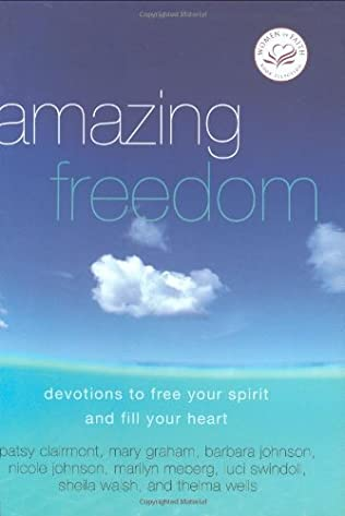 book cover of Amazing Freedom