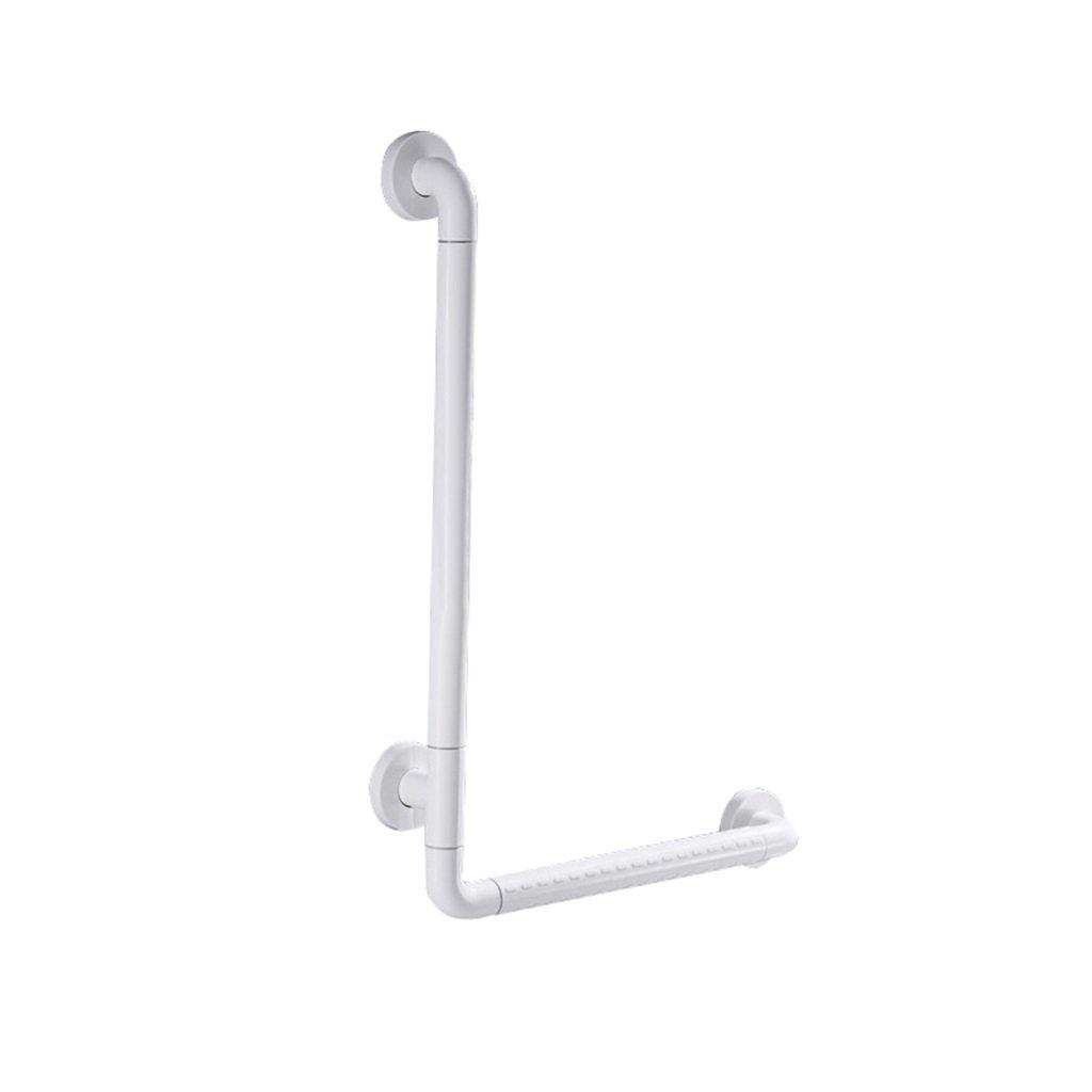 DHMHJH Safety handrail Bathroom Handrail 304 Stainless Steel Bathroom Handles Old Non-slip Handrails Handrails Bathtub, Toilet Safety Rails (Size : 5070cm)
