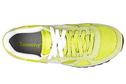 Saucony Zapatos Zapatillas de Deporte Mujer EN Ante Nuevo Shadow Verde
