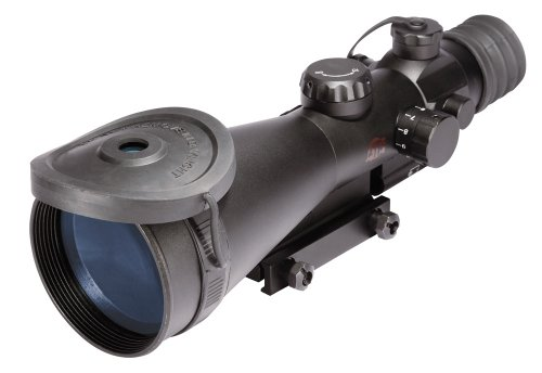 ATN NVWSARS630 Ares 6X Gen 3 Night Vision Weapon Rifle Scope