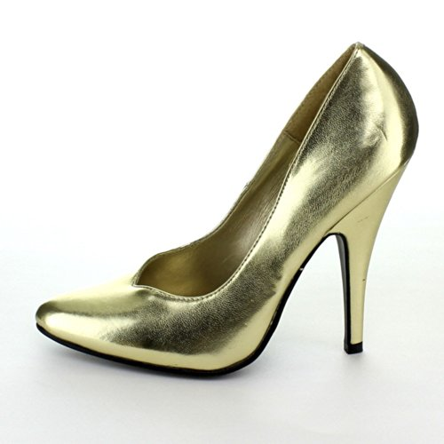 Dress Gold Shoes Ellie Pump Women's 8220 qdaSwXtS