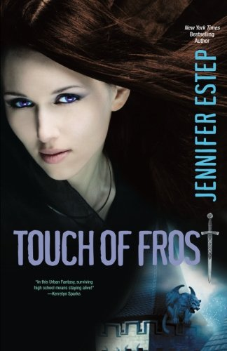 Touch of Frost (The Mythos Academy)