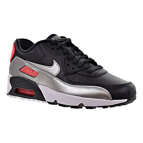 90 Para Nike Air Deporte Zapatillas De Punch Metallic Silver Bebés Max 2007 hot Anthracite qwqASxgcER