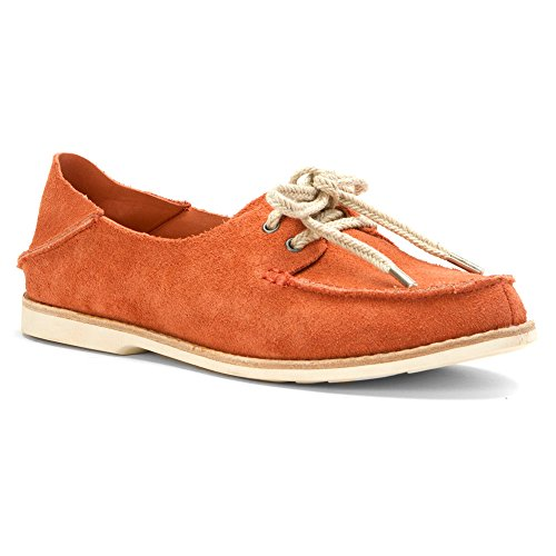 OluKai Orange Shoe OluKai Moku Shoe Women's Moku Orange Women's 1v1q7gT