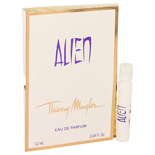 Alien by Thierry Mugler 0.04 oz Vial EDP Spray (sample on card) for Women ()
