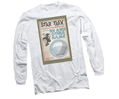 TOS Episode 51 -- Star Trek Episode Art Long-Sleeve T-Shirt, Small