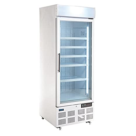 Polar GH506 - Congelador con caja de luz, 412 L: Amazon.es ...