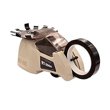 RT3000 Carrusel eléctrico dispensador de cinta Cortador de cinta automático con hasta 3 ~ 25 mm