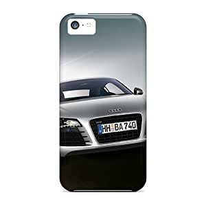 (nucNE5386GqZEp)durable Protection Case Cover For Iphone 5c(audi)
