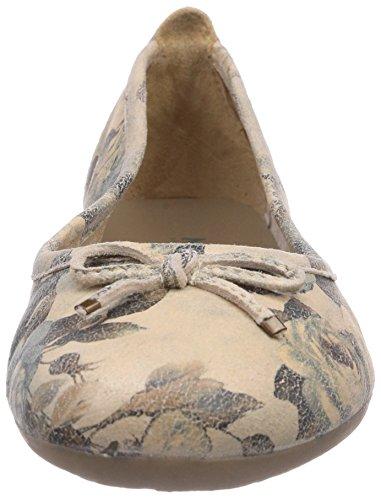 21 De Para Multicolor Mehrfarbig Mujer 830 26 1 Cuero 830 Marc Shoes janine 650 multicolor Bailarinas ICqF8gvwx