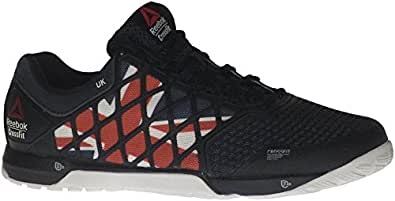 Reebok Men's Crossfit Nano 4.0 Collegiate Navy/Excellent Red Athletic Shoe