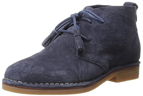Hush Puppies Women's Cyra Catelyn Boot, Navy, 9 W US ()