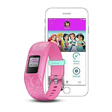 Garmin Vivofit jr 2 Activity Tracker w//Bonus Deco Gear Kids Safe Ears Headphones