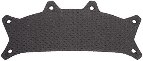 MSA 10153518 Polyester Sweatband Moisture Wicking Pad for Use with FasTrac III Suspension BlueGray Color Pack of 10