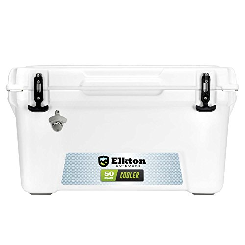 50 Quart Hunting & Fishing Cooler Ice Chest / (30L x 16.5...