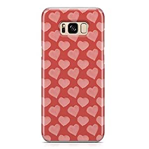 Samsung S8 Plus Case Heart Love Pattern Pattern Great For Girls Cute Design Sleek Finish Durable Samsung S8 Plus Cover Wrap Around 74