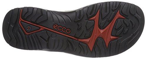 ECCO Herren Yucatan Sandale Espresso / Kakao Braun / Schwarz