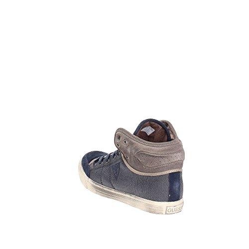 2a4a92993e Scarpe Sportive Basse Uomo Guess Mod Sneaker Roxford Canvas ...