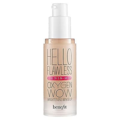 Benefit Cosmetics hello flawless oxygen wow!