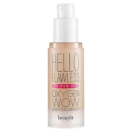Benefit Cosmetics Foundation - Benefit Cosmetics hello flawless oxygen wow! - HONEY